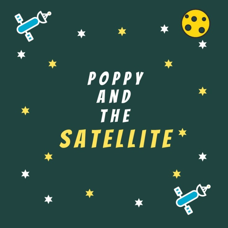 poppy and the satellite